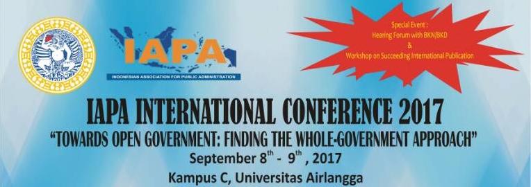IAPA International Conference 2017