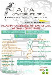 IAPA Conf 2018
