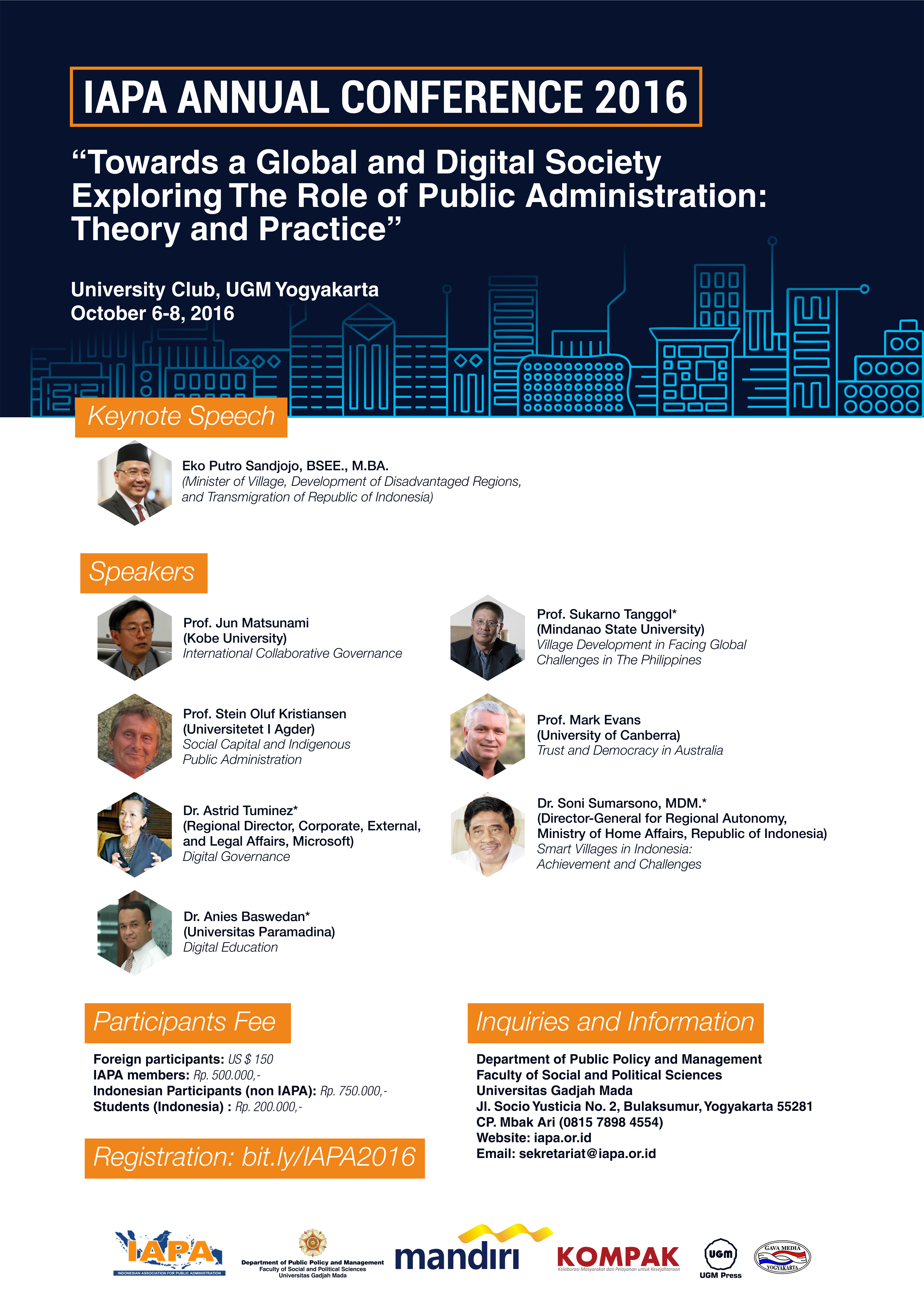 IAPA Conference Poster